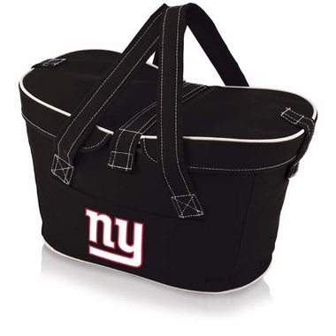 New York Giants Mercado Picnic Basket (Black)