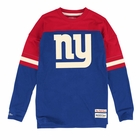 NFL Jersey's Mens New York Giants Phil Simms Mitchell & Ness Royal Blue Retired Player Vintage Replica Jersey