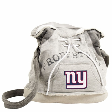 New York Giants Property of Hoody Duffle
