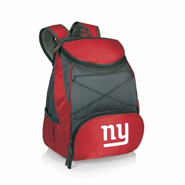 New York Giants PTX Backpack Cooler (Red)