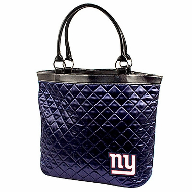 New York Giants Quilted Tote