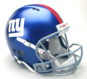 New York Giants Revolution Pro Line Helmet