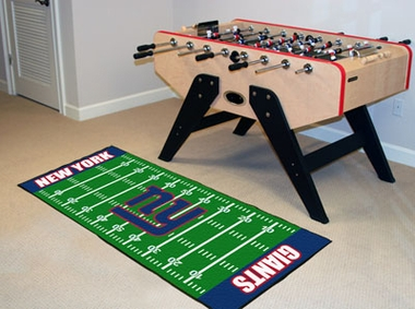 New York Giants Runner Rug