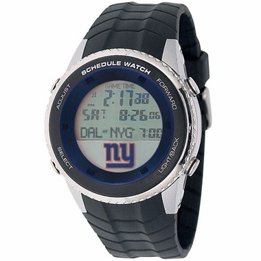 New York Giants Schedule Watch
