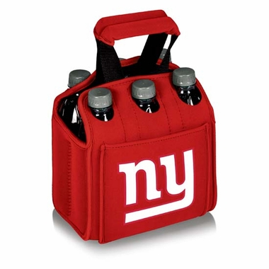 New York Giants Six Pack (Red)