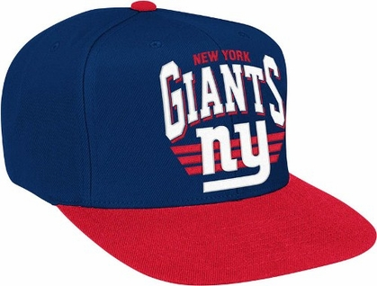 New York Giants Stadium Throwback Snapback Hat