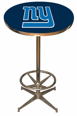 New York Giants Team Pub Table