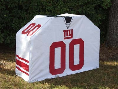 New York Giants Uniform Grill Cover