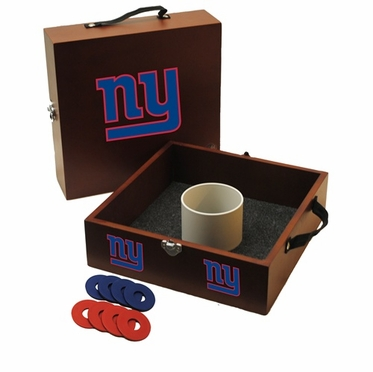 New York Giants Washer Toss Game