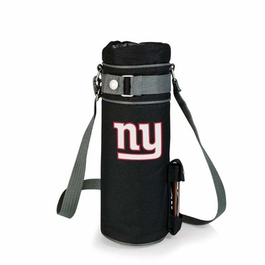 New York Giants Wine Sack (Black)
