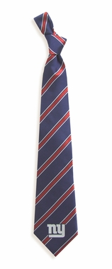 New York Giants Woven Poly 1 Necktie