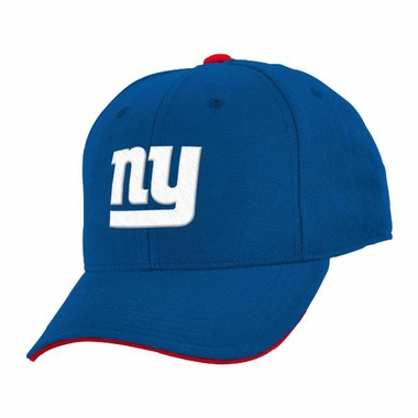 New York Giants Youth Adjustable Slouch Hat