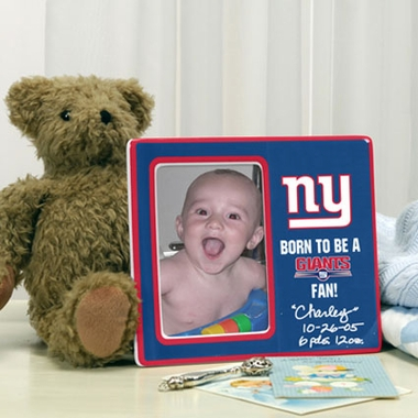 New York Giants Youth Picture Frame