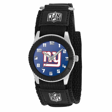 New York Giants Youth Rookie Watch (Black)