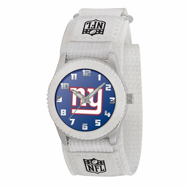 New York Giants Youth Rookie Watch (White)