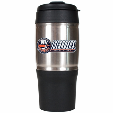 New York Islanders 18oz Oversized Travel Tumbler