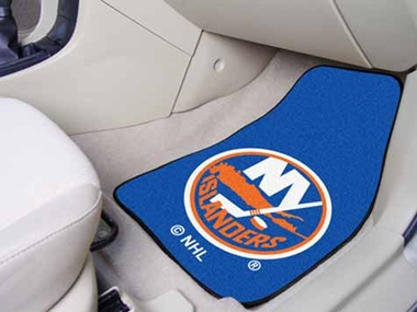 New York Islanders 2 Piece Car Mats