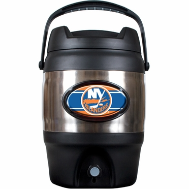 New York Islanders 3 Gallon Stainless Steel Jug