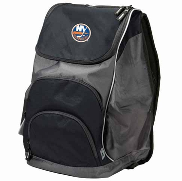 New York Islanders Action Backpack (Color: Black)