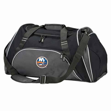 New York Islanders Action Duffle (Color: Black)