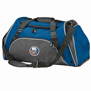 New York Islanders Action Duffle (Color: Royal)