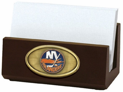 New York Islanders Business Card Holder