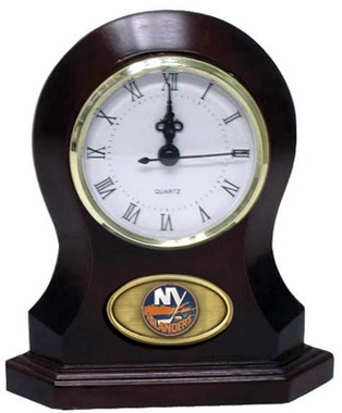 New York Islanders Desk Clock