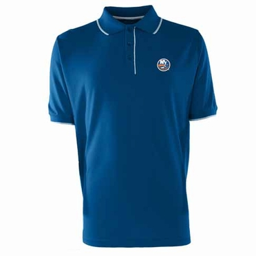 New York Islanders Mens Elite Polo Shirt (Team Color: Royal)