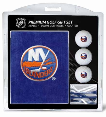 New York Islanders Embroidered Towel Gift Set