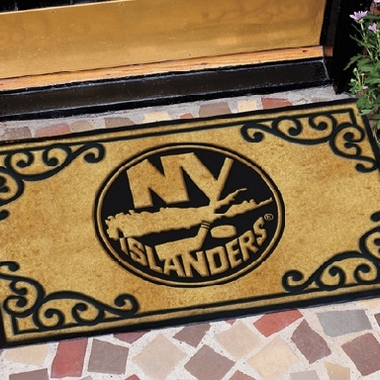 New York Islanders Exterior Door Mat