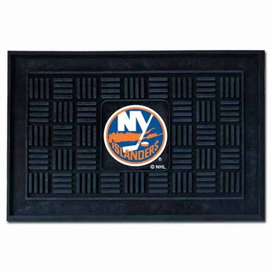 New York Islanders Heavy Duty Vinyl Doormat