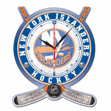 New York Islanders High Definition Wall Clock