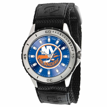 New York Islanders Mens Veteran Watch