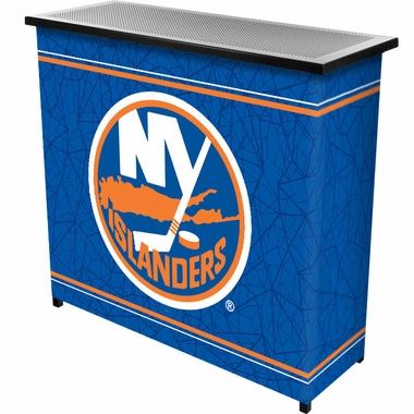 New York Islanders Portable Bar