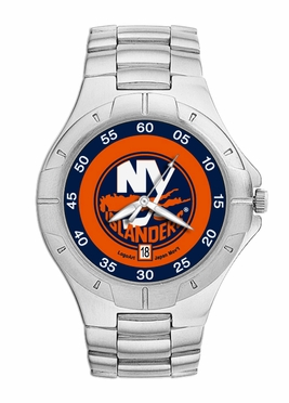 New York Islanders Pro II Men's Stainless Steel Watch