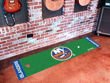 New York Islanders Putting Green Mat