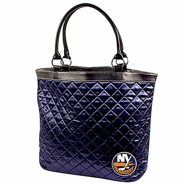 New York Islanders Quilted Tote