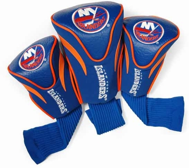 New York Islanders Set of Three Contour Headcovers