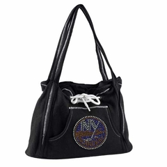 New York Islanders Sport Noir Hoodie Purse
