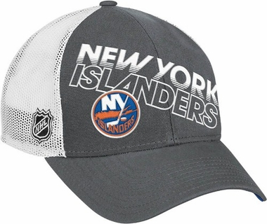 New York Islanders TNT Trucker Flex Fit Mesh Back Hat
