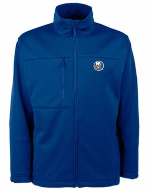 New York Islanders Mens Traverse Jacket (Team Color: Royal)