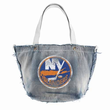 New York Islanders Vintage Tote (Denim)