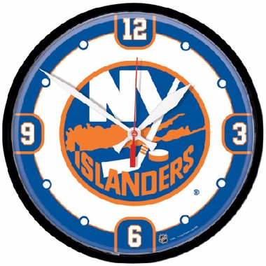 New York Islanders Wall Clock