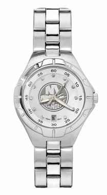 New York Islanders Women's Pearl Watch