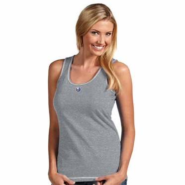New York Islanders Womens Sport Tank Top (Color: Gray)
