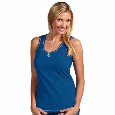 New York Islanders Womens Sport Tank Top (Color: Royal)