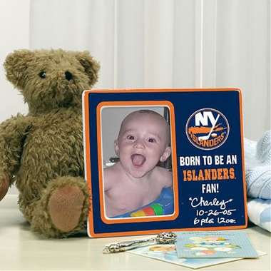 New York Islanders Youth Picture Frame