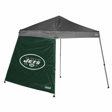 New York Jets 10 x 10 Slant Leg Shelter Panel