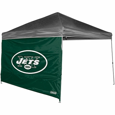 New York Jets 10 x 10 Straight Leg Shelter Panel