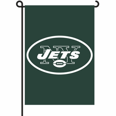 New York Jets 11x15 Garden Flag